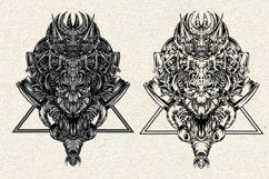 bundles amazing illustration and tatto design symmetrical Product Image 2