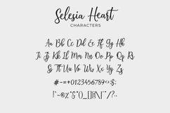 Selesia Heart Product Image 5