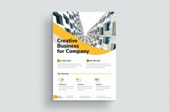 7 Business Flyer Template Product Image 6