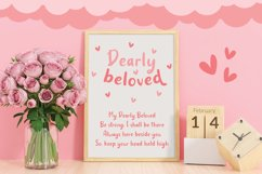 Hearty Chintya - Layered Crafty Font Product Image 5