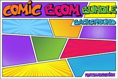 Comic Boom_Bundle Product Image 4
