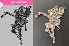 5 BEST SELLER 3D SVG Bundle Fairy, Bike, Dragon, Butterfly Product Image 4