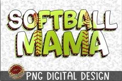 Sublimation Softball Mama Product Image 1