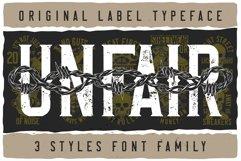Unfair Product Image 1