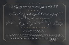 Wyattruly Luxury Script Product Image 6
