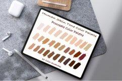 Human Skin Tone Color Palette, Pantone color ,Procreate Pale Product Image 1
