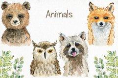 70 off. Bundle. Woodland animals. Product Image 3
