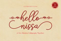 hello nissa Product Image 1