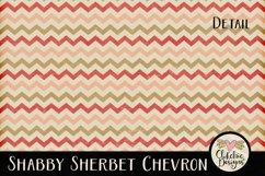 Shabby Sherbet Chevron Background Textures Product Image 5