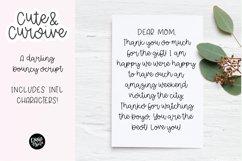 HANDWRITING FONT BUNDLE - Girly & Stylish Handwriting Fonts Product Image 6