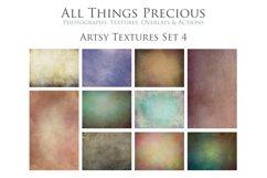 10 Fine Art ARTSY Textures SET 1 Product Image 1