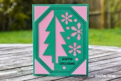 Christmas Card Bundle! Works with the Cricut Joy and more! Product Image 3