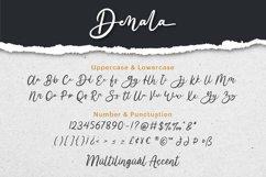 Denala - Signature Font Product Image 7