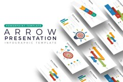 Arrow Presentation - Infographic Template Product Image 1