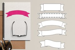 Spring graphic bundle - ribbons, tags, flowers Product Image 5
