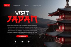 UNGAI - Japanese Font Product Image 5