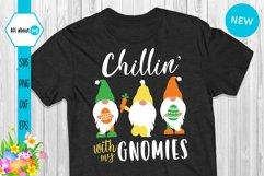 Easter Gnomes Bundle Svg Product Image 5