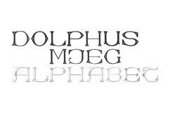 Dolphus-Mieg Alphabet Product Image 1