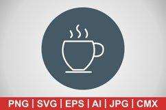 Vector Tea Icon Product Image 1