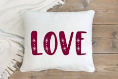 Love Cut file - SVG & PNG Product Image 3