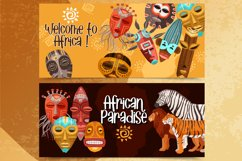 African Paradise - Display Trio Fonts Product Image 8