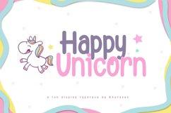 Happy Unicorn Product Image 1