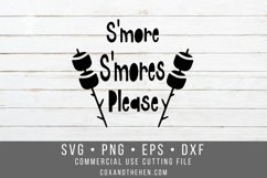 S'more S'mores Please SVG Product Image 1