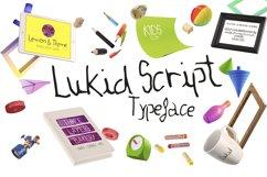 Lukid Typeface Product Image 1