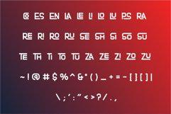 Matrouh Display font Product Image 5