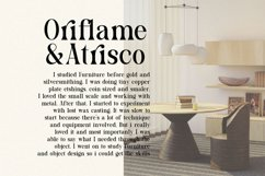 Atrisco - Modern Serif Font Product Image 3
