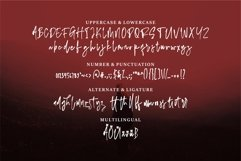 Magcell - A Stylish Signature Font Product Image 2
