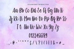 Beautiful Script Font - Santiago Florentine Product Image 3