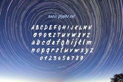 Hyper—handwritten font Product Image 4