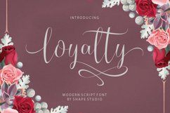 Loyalty Script Product Image 1