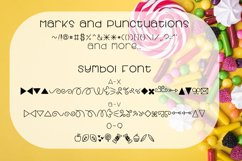 Candy Apple | A Cute and yummy font Product Image 3