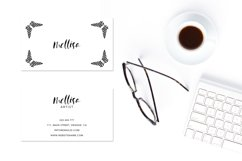 Eye catching art business card Product Image 2