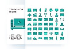 TELEVISION ICON Product Image 1