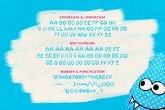 Web Font Jaxs Cute Monster Font Product Image 5