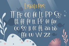 Ikan Salmon - Handwritten Fonts Product Image 5