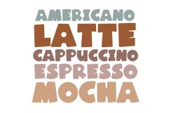 Americano - A Fun Handwritten Font Product Image 5
