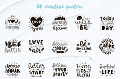 50 Lettering Posters Collection! Product Image 6