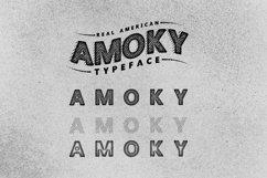 Amoky Typeface Product Image 2