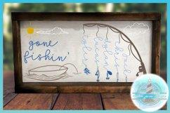 Fishin' Buddies Hand Written Script Font PLUS Doodles Product Image 2