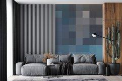 Pixelated Printable Backgrounds & Photoshop Layer Styles Product Image 6