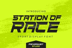 Station of Race Product Image 1