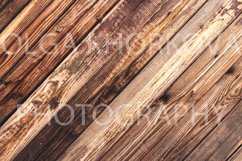 Rustic wooden backgrounds set Product Image 12