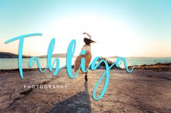 Pessony Script Font Product Image 5