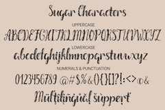 Salt & Sugar.Hand Drawn Font Duo Product Image 6