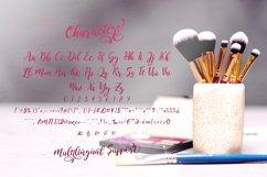 Kitahara - Handwriting Brush font Product Image 5