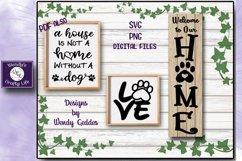Dog SVG - Dog Lover Bundle - 9 SVG & PNG & 6 bonus PDFs Product Image 3